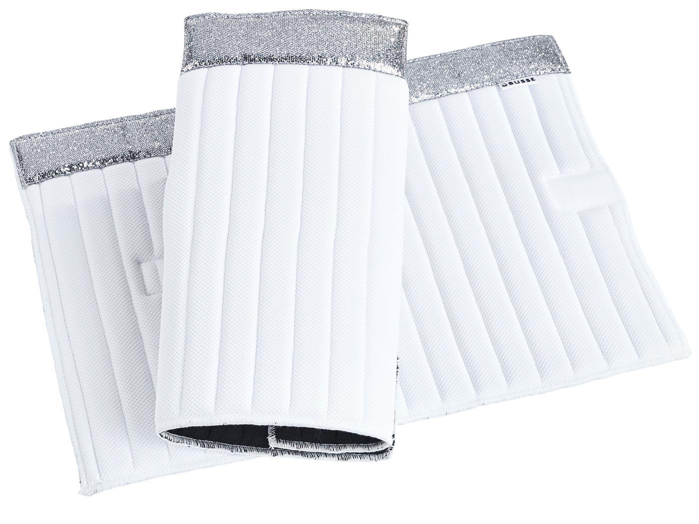 Bandagierunterlagen Glitter Klette